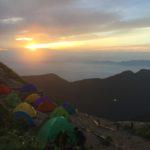 燕岳と漆器