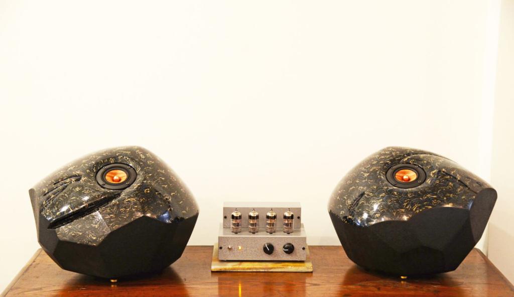 Piedra Speaker(ピエドラスピーカー)